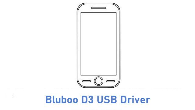 Bluboo D3 USB Driver