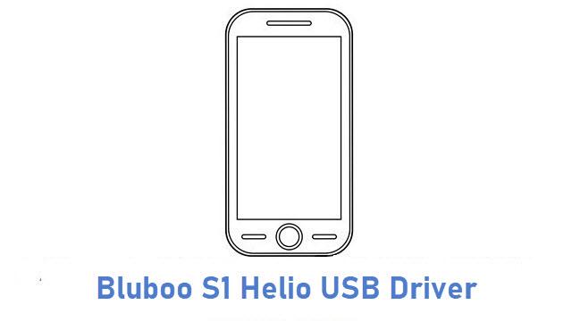 Bluboo S1 Helio USB Driver
