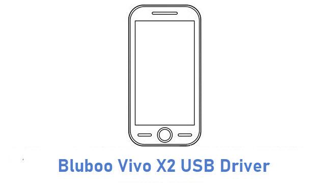 Bluboo Vivo X2 USB Driver