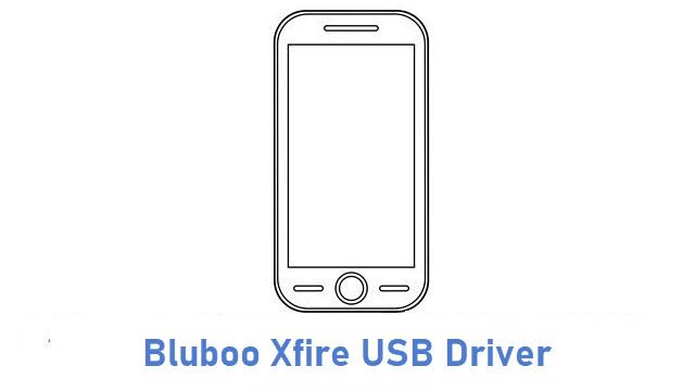 Bluboo Xfire USB Driver
