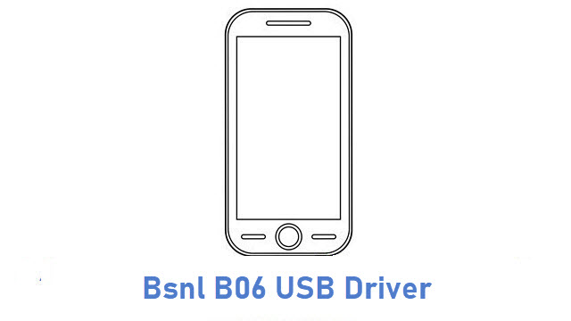 Bsnl B06 USB Driver