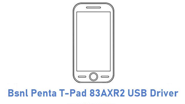 Bsnl Penta T-Pad 83AXR2 USB Driver