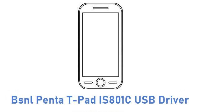 Bsnl Penta T-Pad IS801C USB Driver
