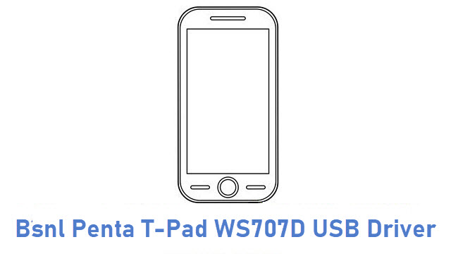 Bsnl Penta T-Pad WS707D USB Driver