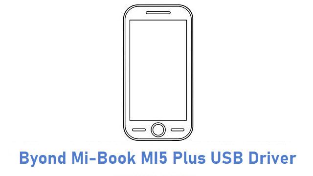 Byond Mi-Book MI5 Plus USB Driver