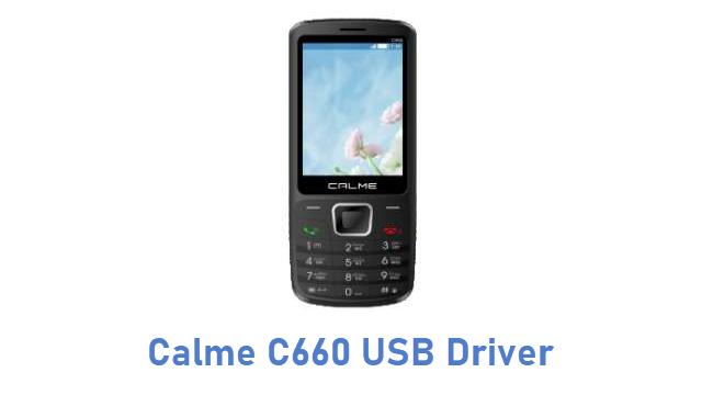 Calme C660 USB Driver
