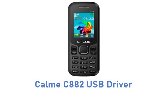 Calme C882 USB Driver