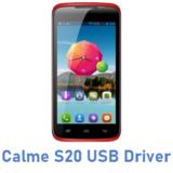 Calme S20 USB Driver