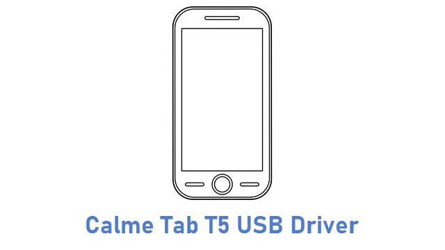 Calme Tab T5 USB Driver