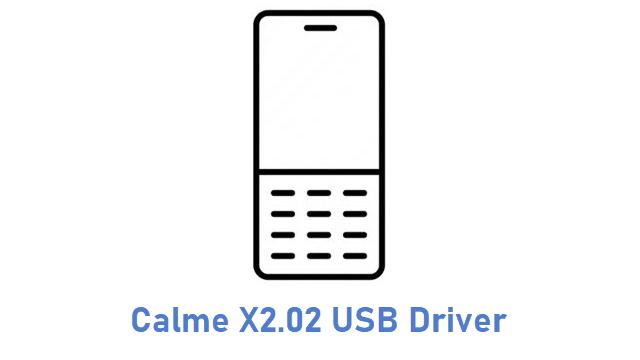 Calme X2.02 USB Driver