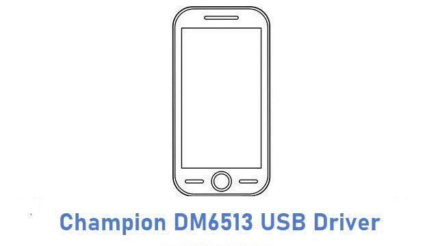 Champion DM6513 USB Driver