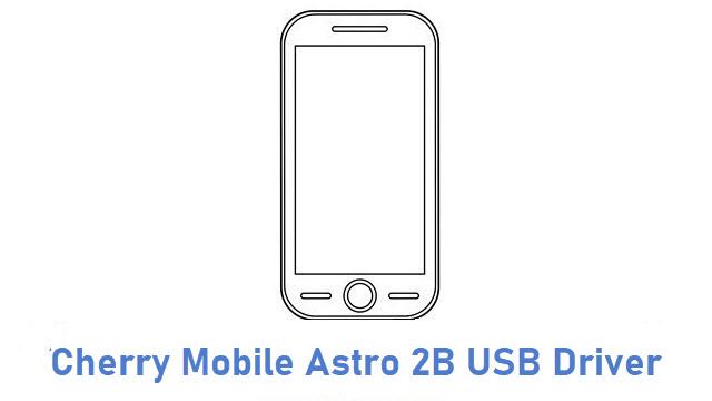 Cherry Mobile Astro 2B USB Driver