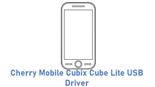 Cherry Mobile Cubix Cube Lite USB Driver