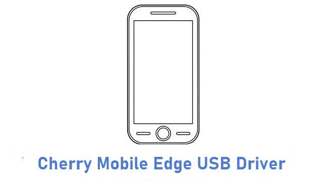 Cherry Mobile Edge USB Driver