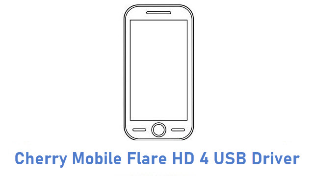Cherry Mobile Flare HD 4 USB Driver