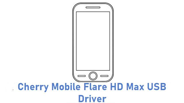 Cherry Mobile Flare HD Max USB Driver