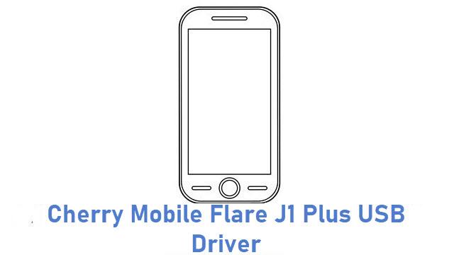 Cherry Mobile Flare J1 Plus USB Driver