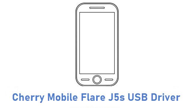 Cherry Mobile Flare J5s USB Driver