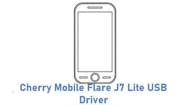 Cherry Mobile Flare J7 Lite USB Driver