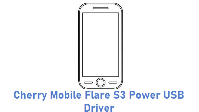 Cherry Mobile Flare S3 Power USB Driver