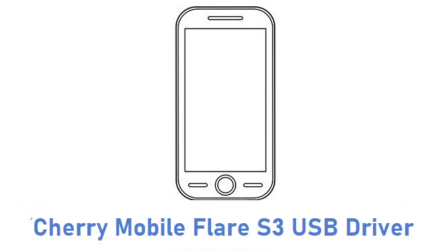 Cherry Mobile Flare S3 USB Driver