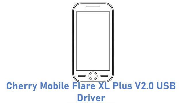 Cherry Mobile Flare XL Plus V2.0 USB Driver