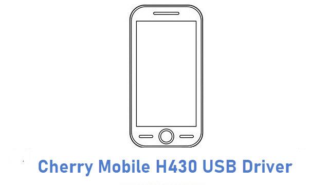 Cherry Mobile H430 USB Driver