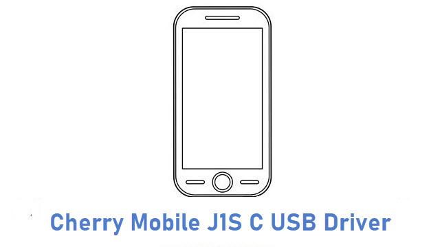 Cherry Mobile J1S C USB Driver