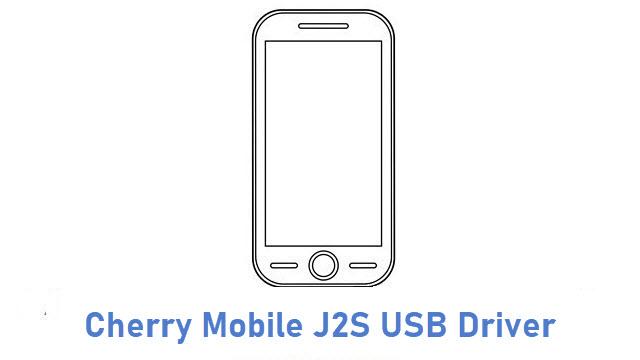 Cherry Mobile J2S USB Driver