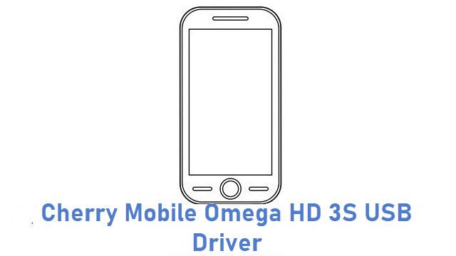 Cherry Mobile Omega HD 3S USB Driver
