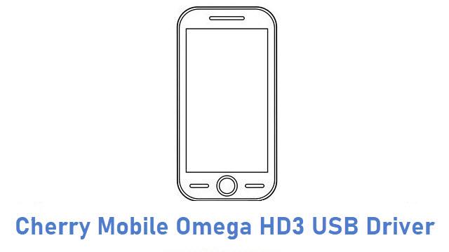 Cherry Mobile Omega HD3 USB Driver