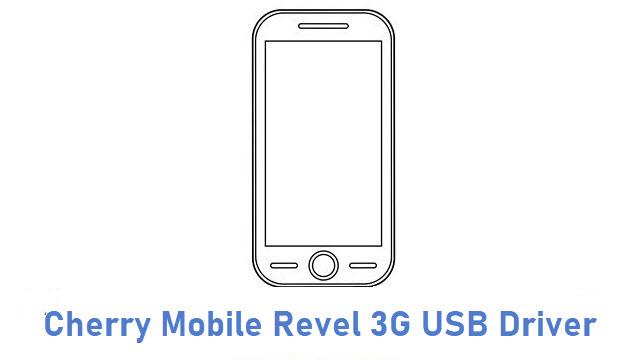 Cherry Mobile Revel 3G USB Driver