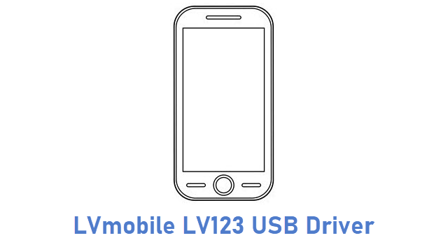 LVmobile LV123 USB Driver