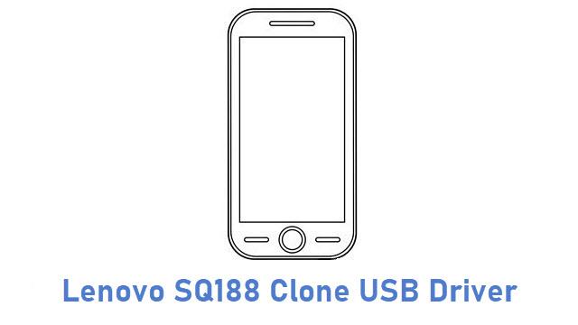 Lenovo SQ188 Clone USB Driver