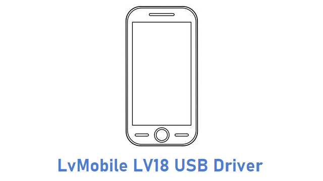 LvMobile LV18 USB Driver