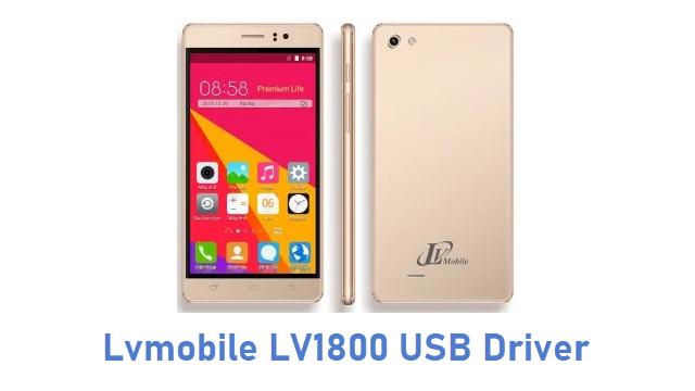 Lvmobile LV1800 USB Driver