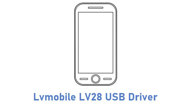 Lvmobile LV28 USB Driver
