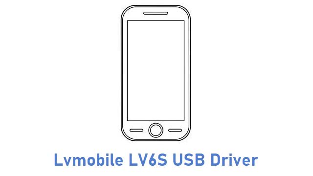 Lvmobile LV6S USB Driver