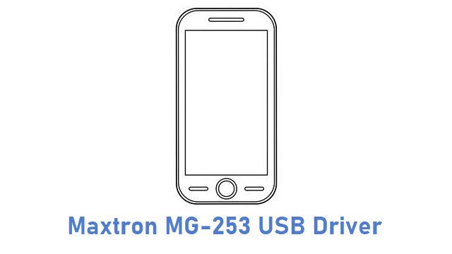 Maxtron MG-253 USB Driver