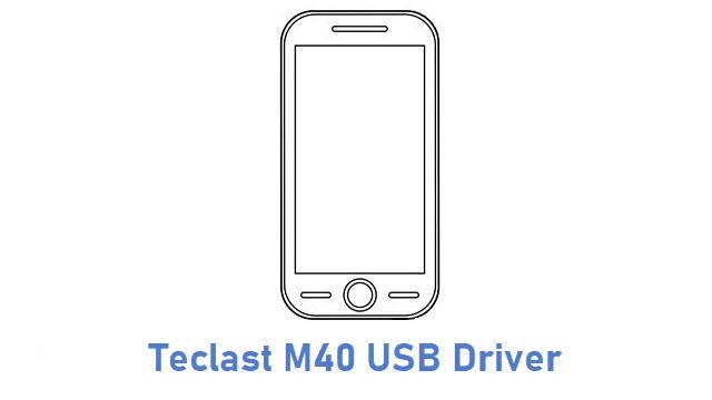 Teclast M40 USB Driver