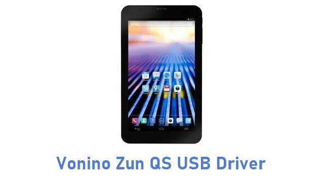 Vonino Zun QS USB Driver