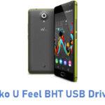 Wiko U Feel BHT USB Driver