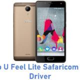 Wiko U Feel Lite Safaricom USB Driver
