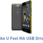 Wiko U Feel MA USB Driver