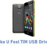 Wiko U Feel TIM USB Driver