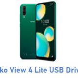 Wiko View 4 Lite USB Driver