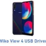 Wiko View 4 USB Driver