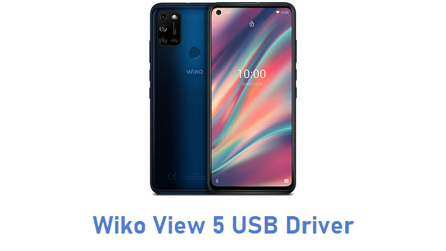 Wiko View 5 USB Driver