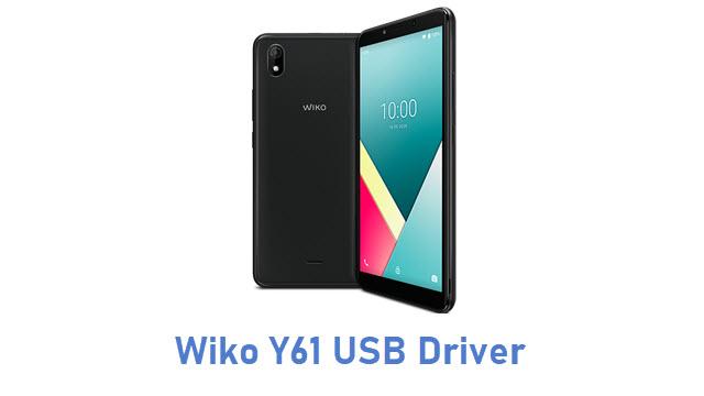 Wiko Y61 USB Driver