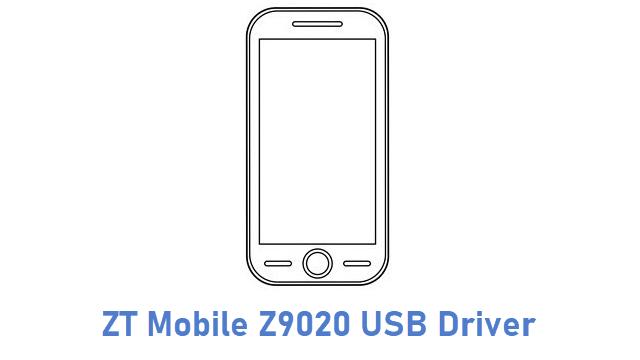 ZT Mobile Z9020 USB Driver